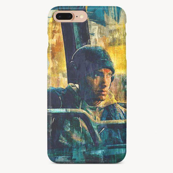 Eminem 8Mile Movie Rap Design iPhone Case