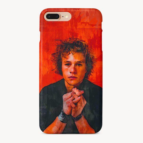 Joker Heath Ledger Design Phone Cover