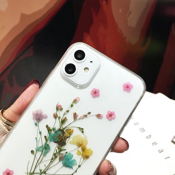 Real Dried flower iPhone 11 Case - FinishifyStore
