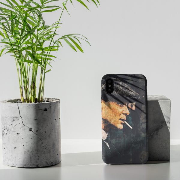 Peaky Blinders Tommy Shelby iPhone X Case