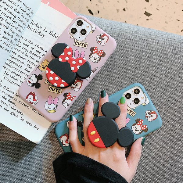 Cute Cartoon Case for iPhone 11 Pro Max - FinishifyStore