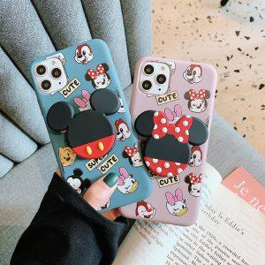 Cute Cartoon iPhone Case - FinishifyStore