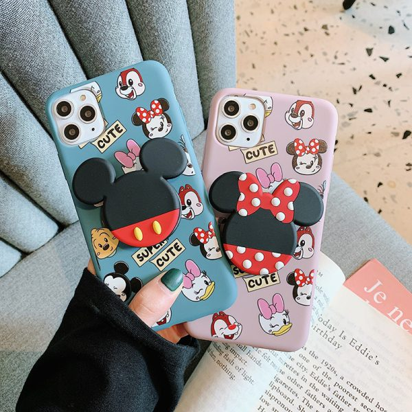 Cute Cartoon iPhone Case - FinishifyStore