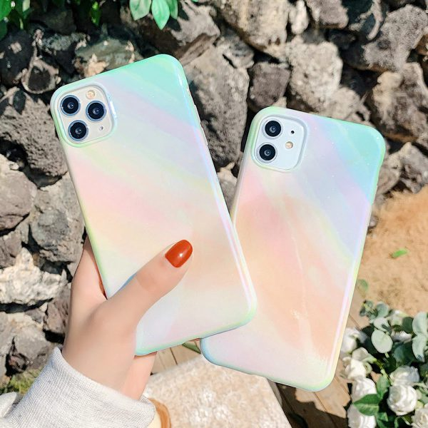 Holographic Matte Design iPhone 11 Pro Cases - FinishifyStore