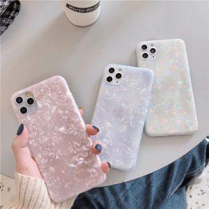 Bling Glitter Opal iPhone 12 Pro Max Case