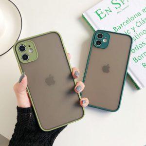 Protection Hybrid iPhone Case - FinishifyStore