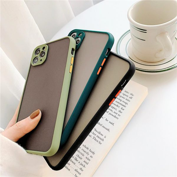 Protection Hybrid IPhone Case 11