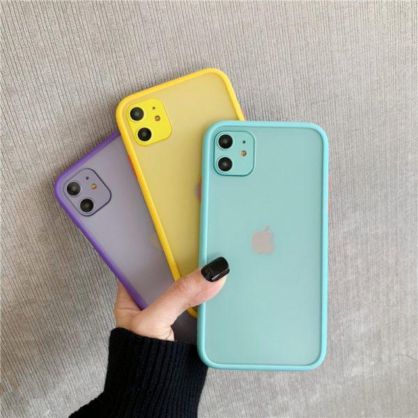 Shockproof Hybrid iPhone 11 Pro Case - FinishifyStore