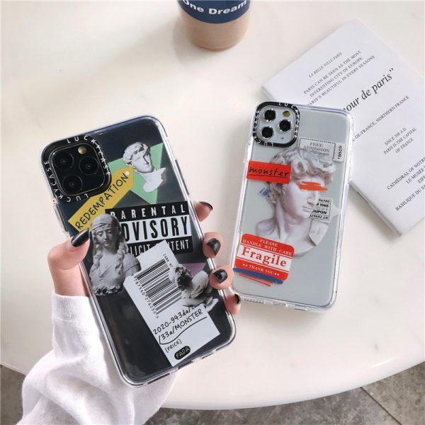 Stickers iPhone Case - Finishifystore