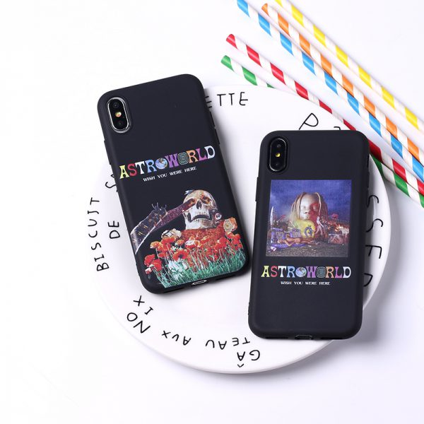 Astro world Graphic Design iPhone Case - FinishifyStore