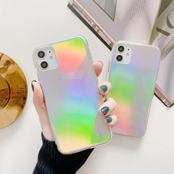 Aura Holographic iPhone 11 Pro Case - FinishifyStore