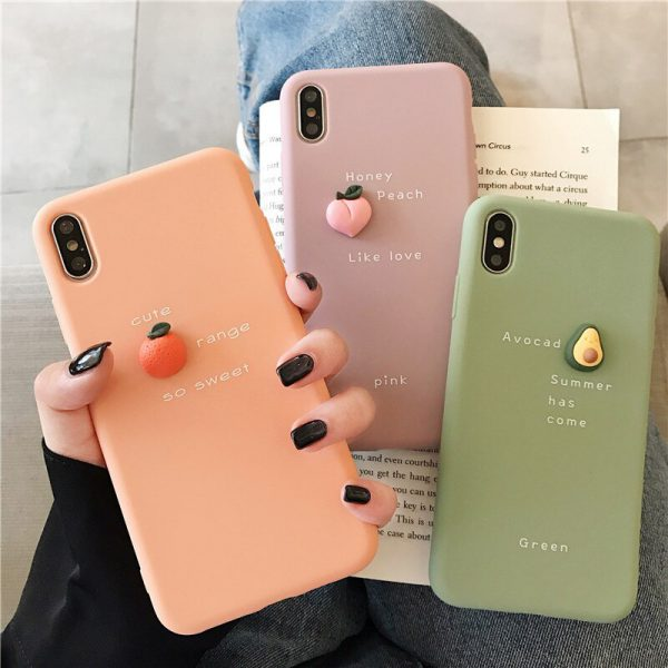 Sweet Fruits iPhone X Case - FinishifyStore