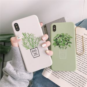 Basil Design iPhone X Case - FinishifyStore