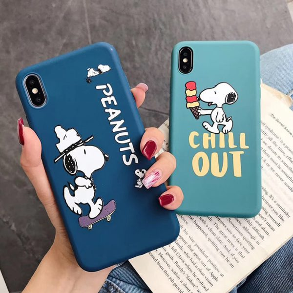 Snoopy iPhone 11 Case - FinishifyStore