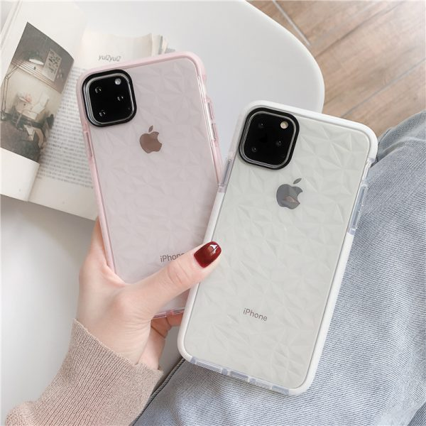 Crystals Shockproof iPhone Case - FinishifyStore