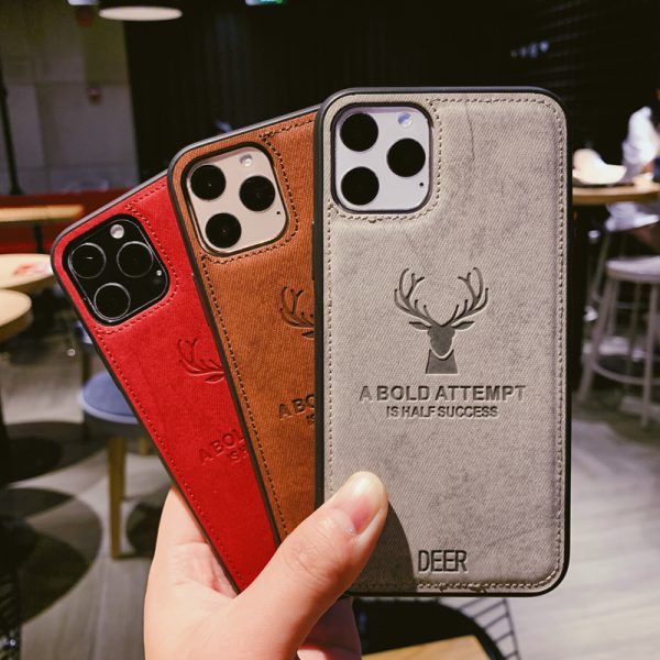Deer Classic iPhone 11 Pro Max Case - FinishifyStore