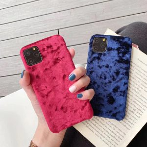 Fashion Plush iPhone 11 Case - FinishifyStore