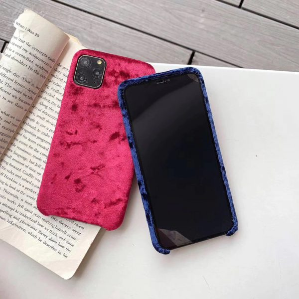 Fashion Plush iPhone 11 Pro Case - FinishifyStore
