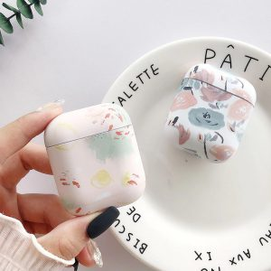 Cute Flowers Design Airpods Cases - FinishifyStore