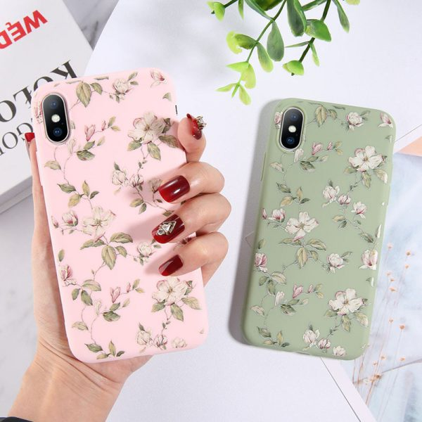 Foliage Art iPhone Case - FinishifyStore