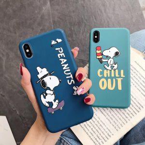 Funny Peanuts iPhone Case - FinishifyStore