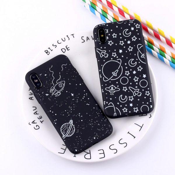 Galaxy Art iPhone Case - FinishifyStore