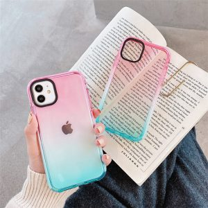 Gradient Design Shockproof iPhone 11 Pro Case