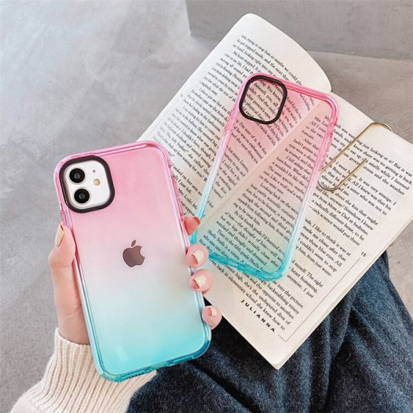 Gradient Design Shockproof iPhone 11 Pro Case