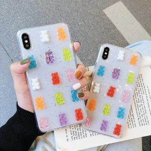 Gummy Bear iPhone X Case - FinishifyStore
