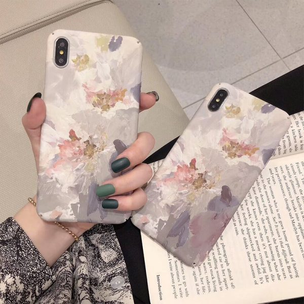 Intertwined leaves iPhone Case - FinishifyStore