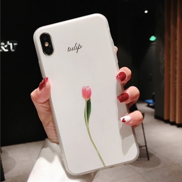 Leaf Art iPhone Xs Case - FinishifyStore