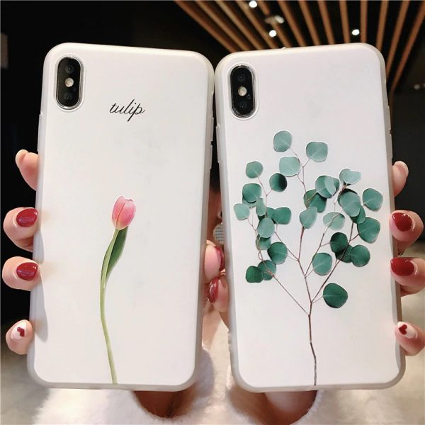 Leaf Art iPhone X Case - FinishifyStore