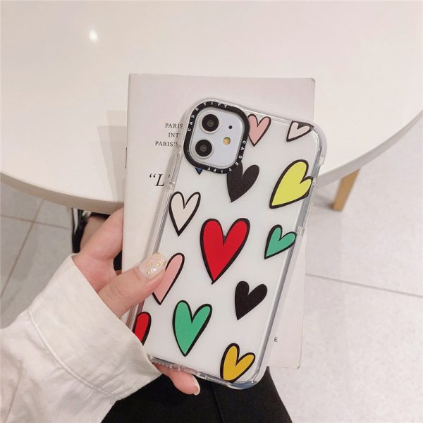 Painting Hearts iPhone 11 Case - FinishifyStore