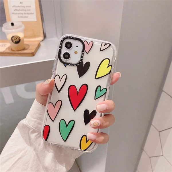 Painting Hearts iPhone 11 Pro Max Case - FinishifyStore