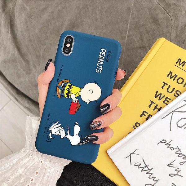 Peanuts-Charlie-Brown-iPhone-Case