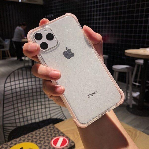 Ultra Hybrid Pink iPhone Case 11 Pro Max - FinishifyStore
