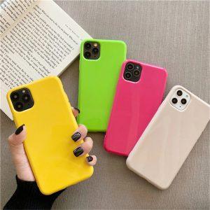 Vibrant Neon Colors iPhone Case - FinishifyStore