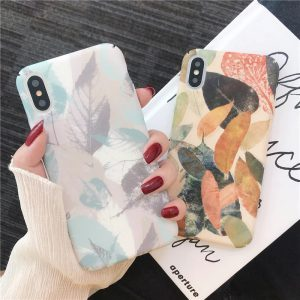 Fall Leaves iPhone Case - FinishifyStore