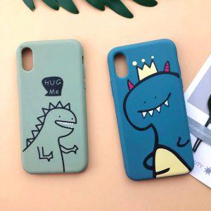 Funny Dinosaurs iPhone Case - FinishifyStore