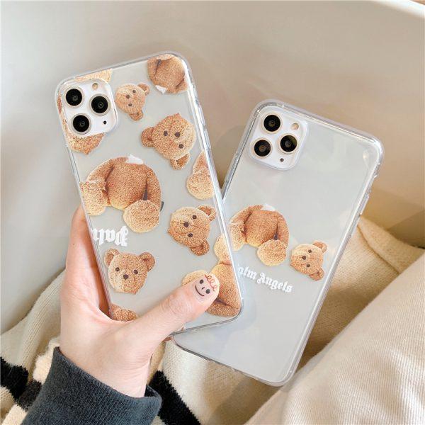 Broken Bear Plam Angels iPhone 11 Pro Max Case