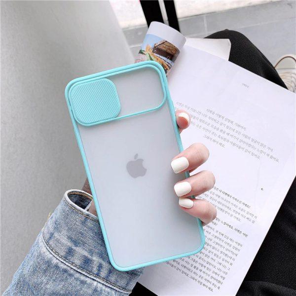 Camera Lens Protection iPhone Case - FinishifyStore