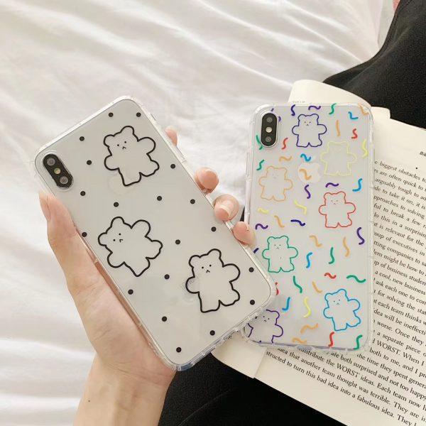 Candy Bears iPhone Case - FinishifyStore