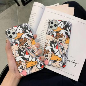 Cartoon Design iPhone Case - FinishifyStore