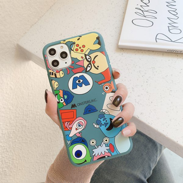 Monsters University iPhone X Case - FinishifyStore