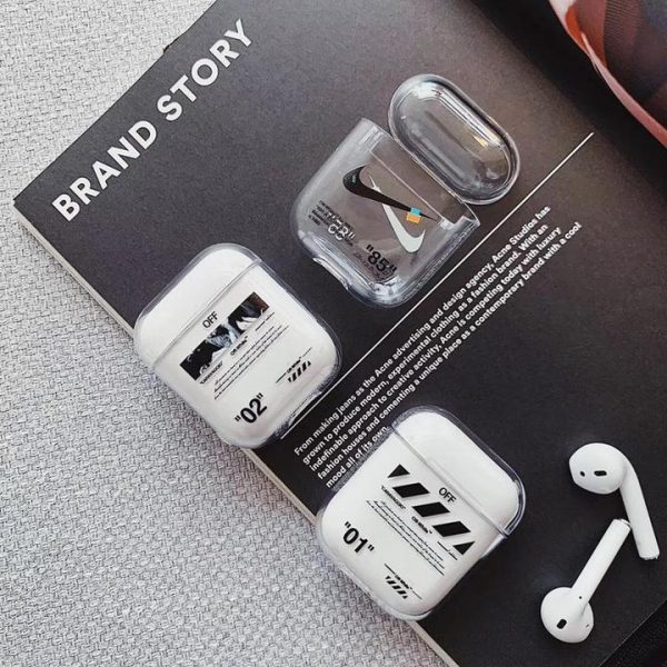 off white airpods cases - finishifystore