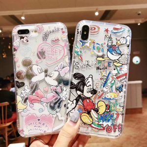 Disney Characters iPhone X Case - FinishifyStore