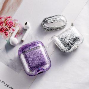 glitter airpods case - finishifystore