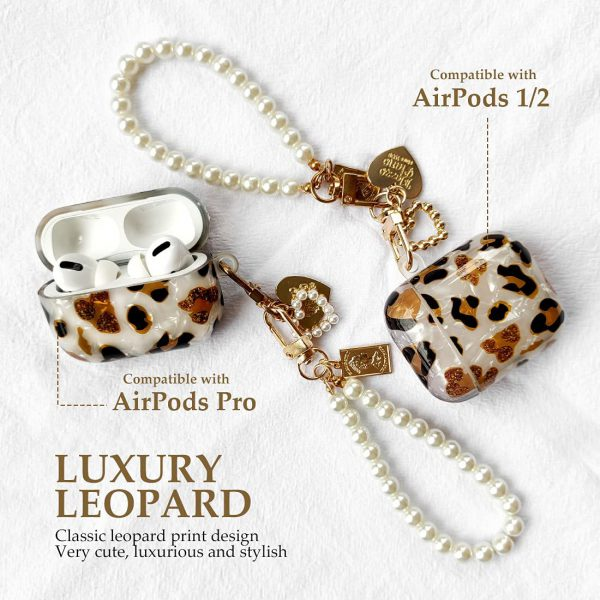 Leopard AirPods Cases - FinishifyStore