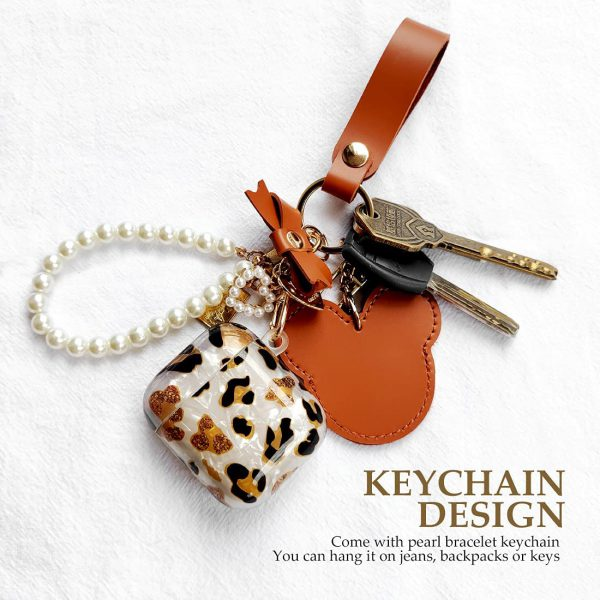 Leopard Marble AirPods Cases - FinishifyStore