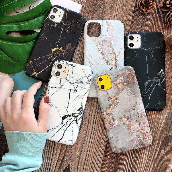 Marble Stone Design iPhone Case - FinishifyStore